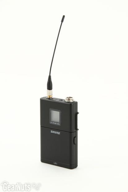 Shure UR1 J5E 578 — 638 MHz