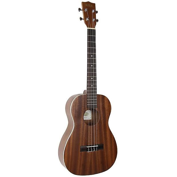 Kala ka b baritone ukulele reverb for Porte ukulele