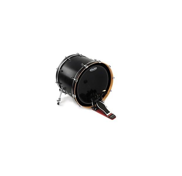 26 evans non level 360 emad onyx batter side bass drum head reverb. Black Bedroom Furniture Sets. Home Design Ideas