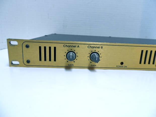 Marshall 8008 Valvestate Stereo 2 Channel 80 Watt Power