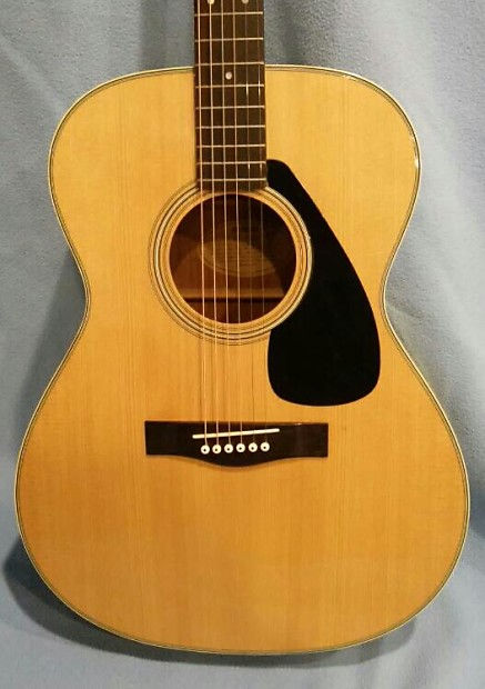 yamaha sj 180 acoustic circa 1981 excellent condition