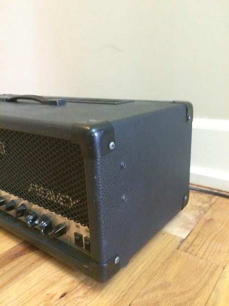 peavey 5150 ii black usa made electric guitar amplifier amp reverb. Black Bedroom Furniture Sets. Home Design Ideas
