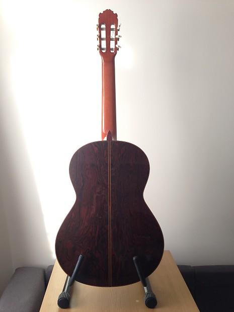 Manuel Contreras Sr Acoustic Guitar 1994 Signed With Case