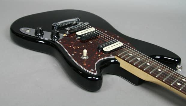 2013 Fender American Special Mustang Electric Guitar Black