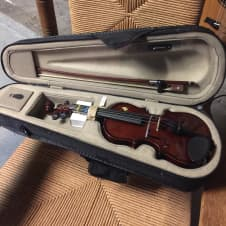 Palatino VN350 1/10 Size Violin Outfit - Pre-owned image