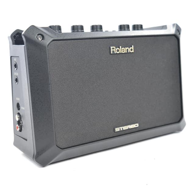 roland mobile ac portable acoustic amp reverb. Black Bedroom Furniture Sets. Home Design Ideas