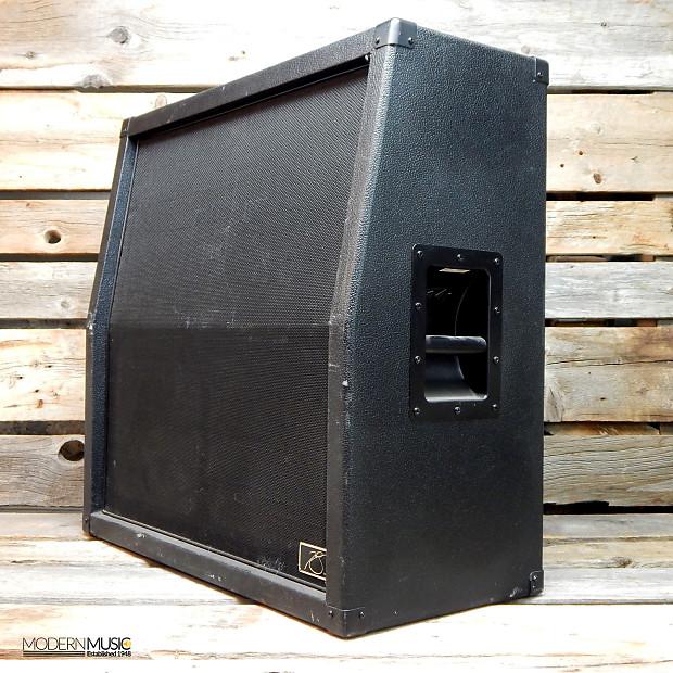 peavey hp 412 4x12 guitar speaker cabinet reverb. Black Bedroom Furniture Sets. Home Design Ideas