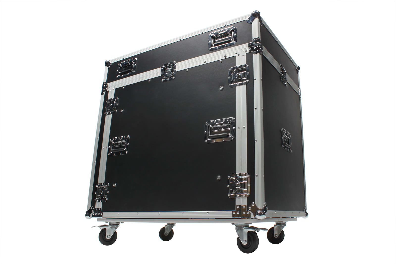 OSP PRE-2442-COMBO ATA Combo Case for PreSonus 2442 with Rack Space and Doghouse
