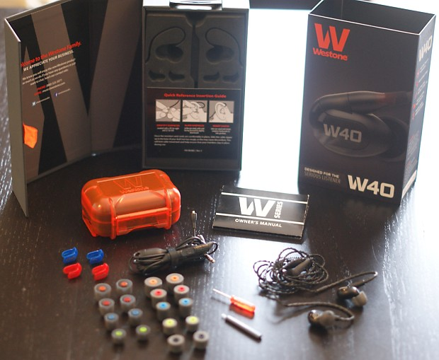 16/07/· The W40 occupies something of a niche within the Westone W Series. Unlike most other W models, this earphone features a sound with more emphasis on the low end and a stronger bass at the expense of high-end detail. At $, it definitely costs a pretty Author: Carroll Moore.