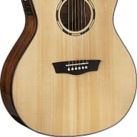 <p>Washburn Woodbine Series WLO10SCE  Acoustic-Electric Orchestra Guitar  Natural</p>  for sale