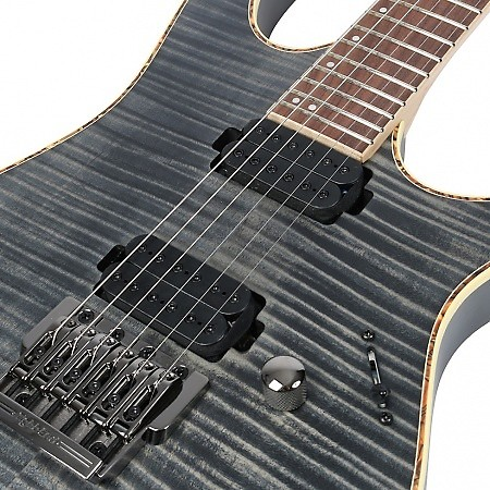 ibanez rg721fm premium series electric guitar black ice reverb. Black Bedroom Furniture Sets. Home Design Ideas