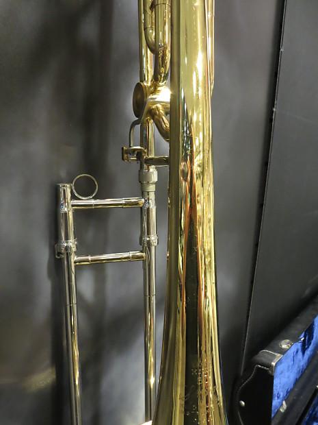 King 5B Symphony Tenor Trombone w/ F Attachment | Reverb