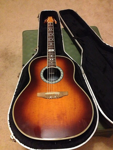 Ovation Celebrity Guitar Expert Review (Updated 2019)