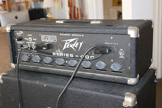 Peavey PVH 1516 - 1x15 and 2x8 900W
