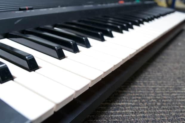 Yamaha Portable Piano Ypr