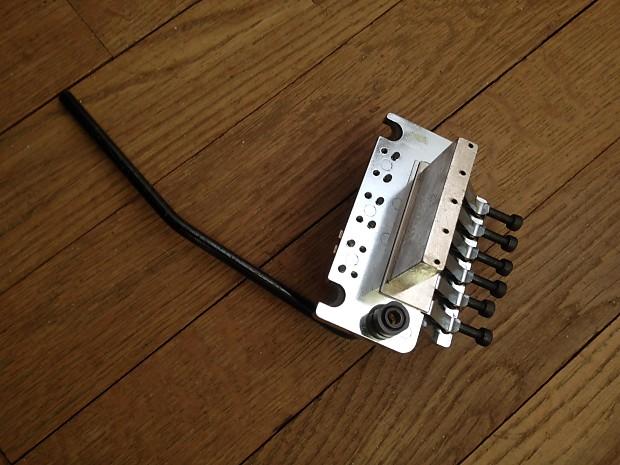 schaller guitar floyd rose tremolo bridge made in germany reverb. Black Bedroom Furniture Sets. Home Design Ideas