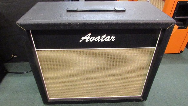 avatar g112 vintage 1x12 guitar amp cab speaker cabinet reverb. Black Bedroom Furniture Sets. Home Design Ideas