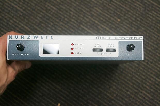 Kurzweil me1 manual