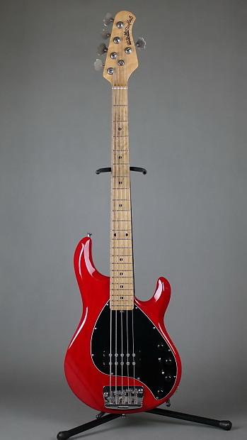 ernie ball music man stingray 5 h bass guitar reverb. Black Bedroom Furniture Sets. Home Design Ideas