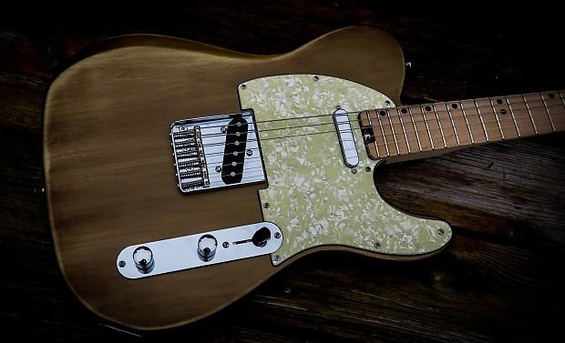 oogie guitars vintage tele 2016 texas special pickups fender reverb. Black Bedroom Furniture Sets. Home Design Ideas