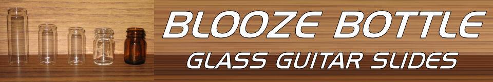 Blooze Bottle Guitar Slides
