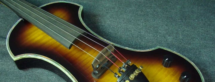 The Evolution of the Electric Violin