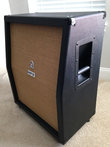 empty 2x12 vert guitar speaker cabinet wheat grill mesa reverb. Black Bedroom Furniture Sets. Home Design Ideas