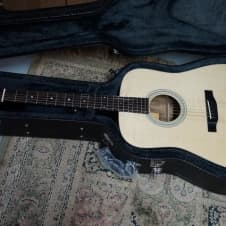 Eastman E10D - Traditional Series Mahogany Dreadnought (S/N: 10155433) image