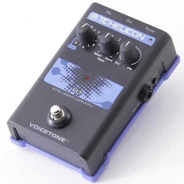 Tc Helicon Voicetone H1 : tc helicon voicetone h1 intelligent harmony reverb ~ Hamham.info Haus und Dekorationen