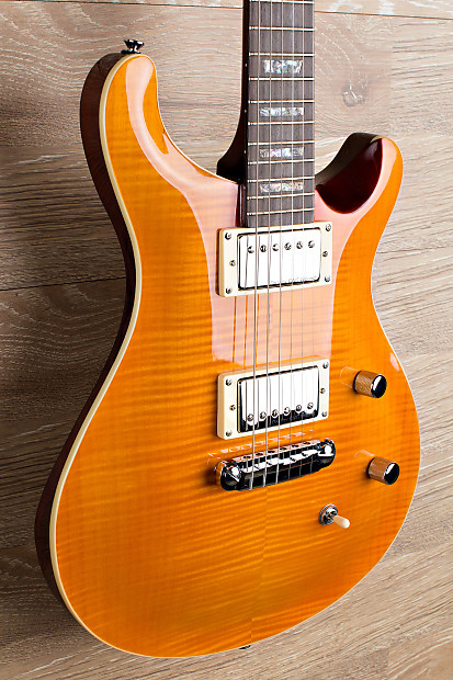 wolf wprs 200c 2017 amber electric guitar reverb. Black Bedroom Furniture Sets. Home Design Ideas