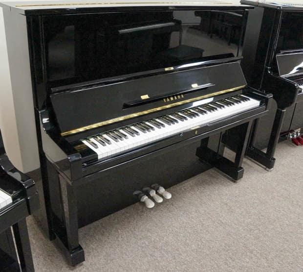 Yamaha u3 professional upright black polish reverb for New yamaha u3 piano price