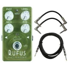 Suhr Rufus Reloaded Fuzz Pedal Bundle image