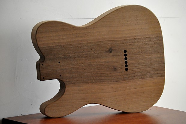 new vintage style telecaster tele guitar body 2 piece reverb. Black Bedroom Furniture Sets. Home Design Ideas