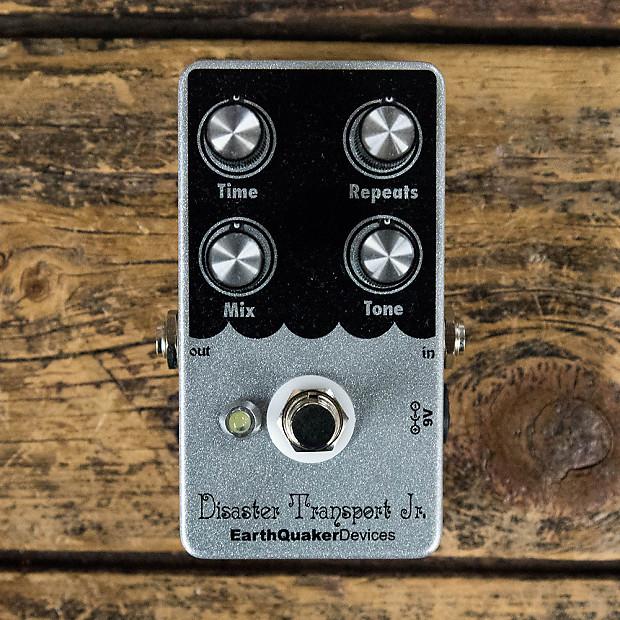 earthquaker devices disaster transport jr delay pedal reverb. Black Bedroom Furniture Sets. Home Design Ideas