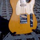 Custom Squier Tele REV KIT 2011 w/ Gig Bag image