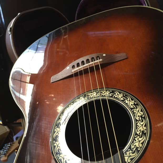 ovation guitar serial numbers