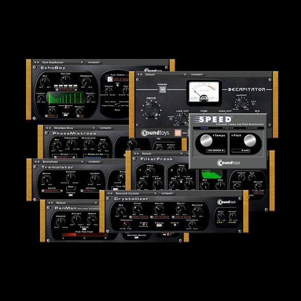Sound Toys Bundle : soundtoys 5 professional effects bundle native reverb ~ Hamham.info Haus und Dekorationen