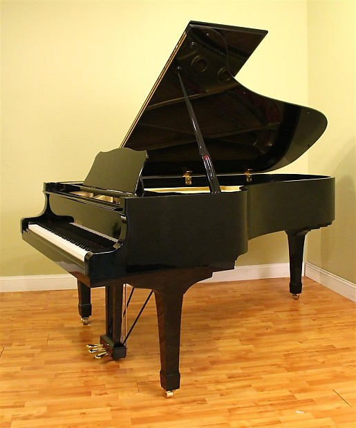 yamaha c7 7 39 4 semi concert grand piano reconditioned reverb. Black Bedroom Furniture Sets. Home Design Ideas