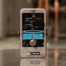 Electro-Harmonix Holy Grail Nano owned by Joe Trohman of Fall Out Boy image