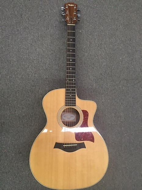 Taylor 214ce 2013 Natural Reverb