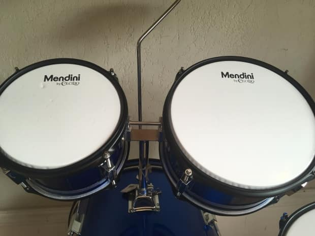 mendini by cecilio drum set instructions