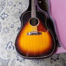 Gibson J-45 1957 Sunburst ONE OWNER image