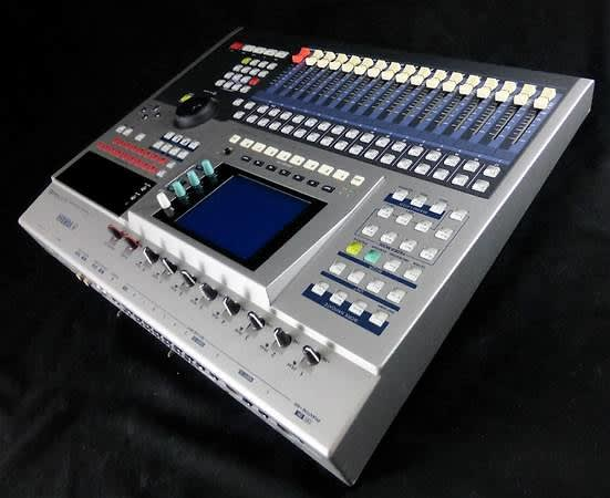 yamaha aw4416 16 track digital recording workstation extra reverb. Black Bedroom Furniture Sets. Home Design Ideas