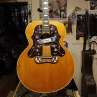 Gibson J-200 1967 Natural/Red for sale
