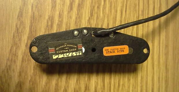 Seymour Duncan Custom Shop  U0026 39 51 Precision Bass Stinger