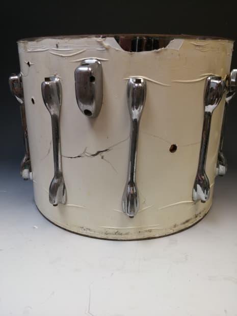 Slingerland Vintage Marching Snare Drum Shell For Parts Or ...