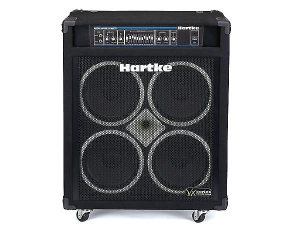 hartke vx3500 vx series 350 watt 4x10 bass combo amp reverb. Black Bedroom Furniture Sets. Home Design Ideas