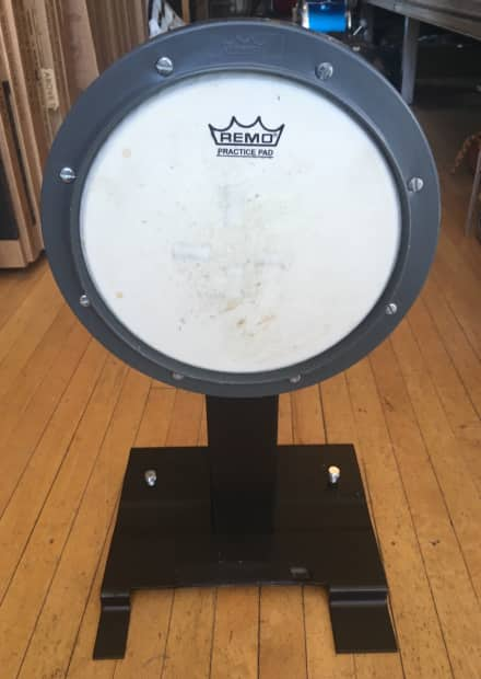 remo bass drum 8 practice pad reverb. Black Bedroom Furniture Sets. Home Design Ideas