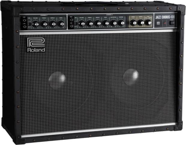 roland jc 120 jazz chorus stereo 120 watt 2x12 amp reverb. Black Bedroom Furniture Sets. Home Design Ideas