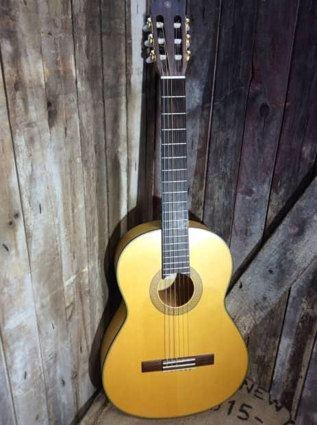 Yamaha Cg Sf Classical Guitar